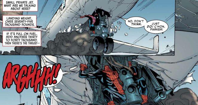 Örümcek Adam ne kadar güçlü?