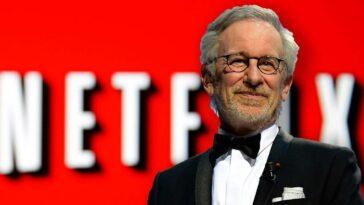 Steven Spielberg, Netflix Anlaşması