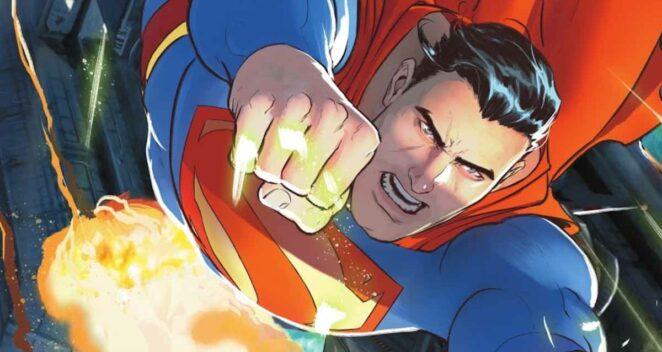 Superman DC Çizgi Roman Kostüm