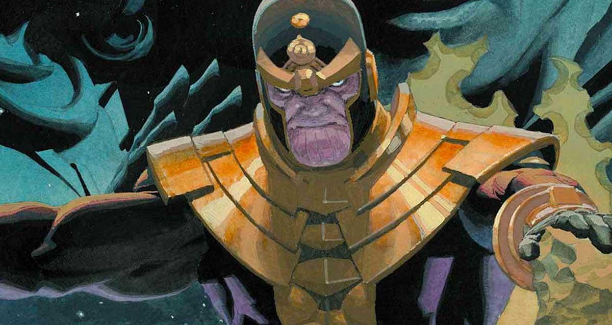 Eternals: Thanos Rises