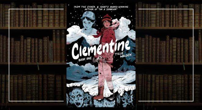 The Walking Dead Clementine çizgi roman