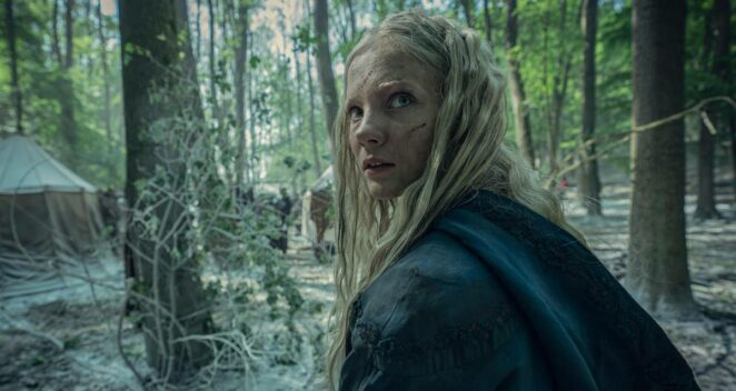 The Witcher 2. Sezon tanıtım videosu netlix freya allan