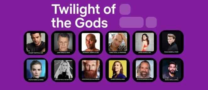 Twilight of the Gods oyuncu