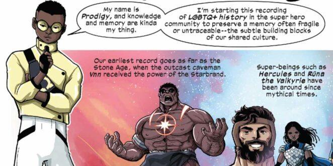 Marvel's Voices: Pride Vnn LGBTQ+