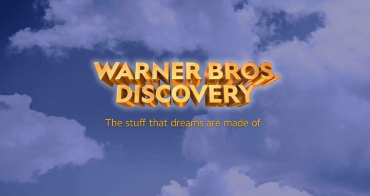 Warner Bros Discovery marka adı logo