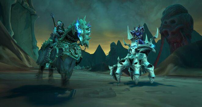 World of Warcraft: Shadowlands - Chains of Domination Güncellemesi 9.1