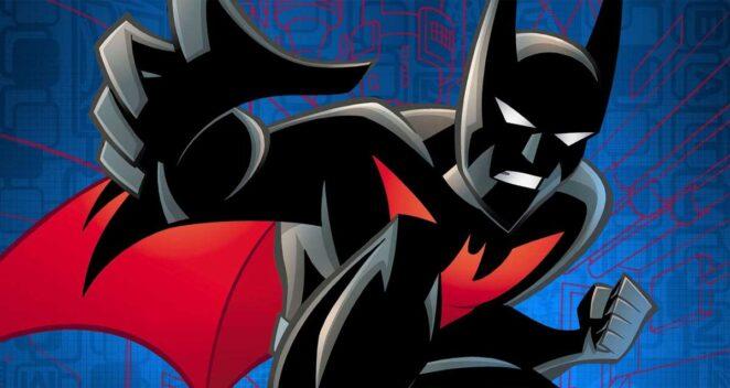 Batman Beyond DC Çizgi Roman Kostüm