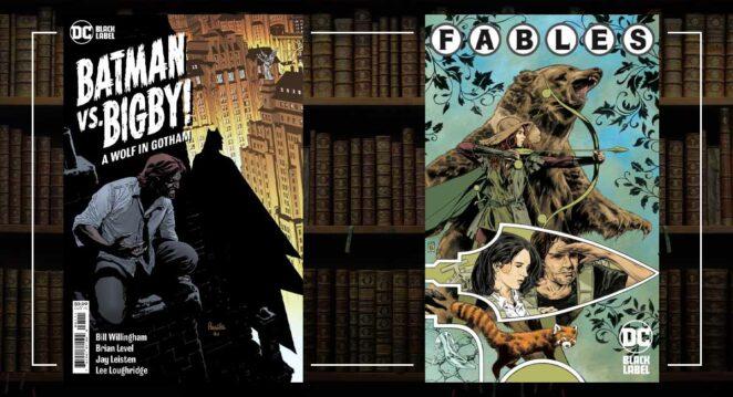 Fables DC Evrenine Batman ile Birlikte Dönüyor