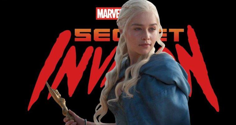 Emilia Clarke, Secret Invasion Marvel