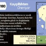 Gökten Düşen Şeyler - Selja Ahava   Haftanın Kitabı #180