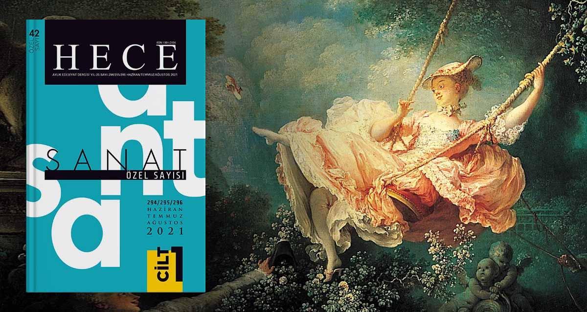 Hece Dergisi Sanat Özel Sayısı