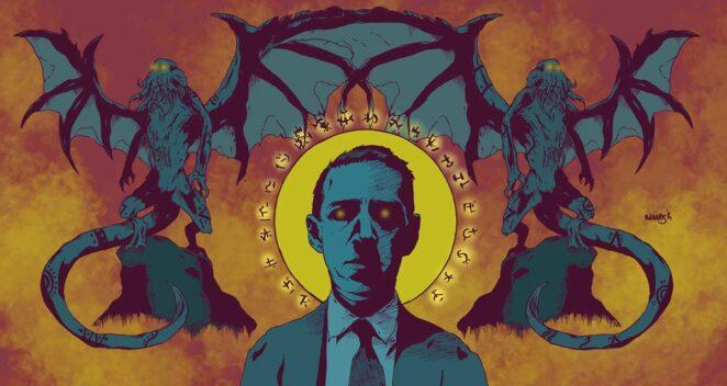 hp lovecraft umut sarıkaya benzerlik
