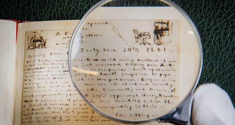 İngiliz Kütüphaneleri Saklı Yazmalar