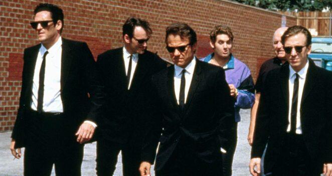quentin tarantino emekli film Reservoir Dogs