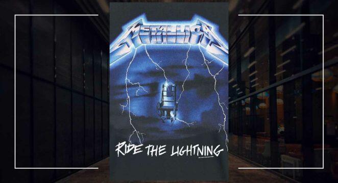 Metallica Ride The Lightning Stephen King