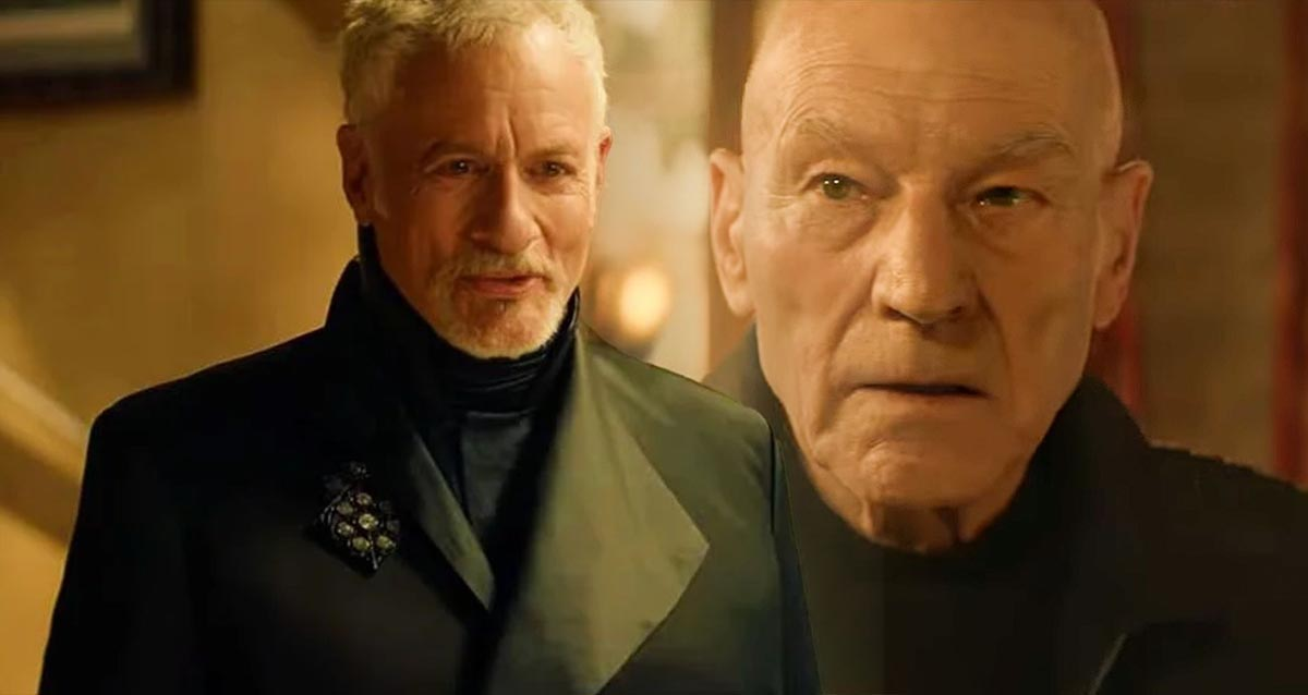 Star Trek: Picard 2. Sezon Fragmanı