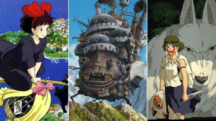 Studio Ghibli filmleri