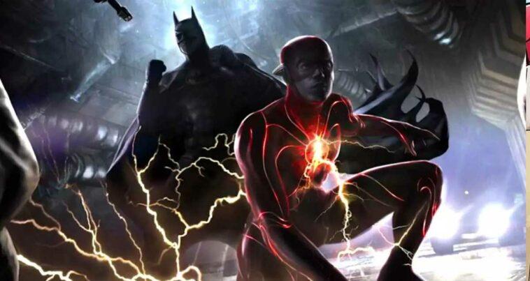 The Flash Set Fotoğrafları