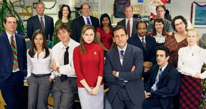 the office dizisi