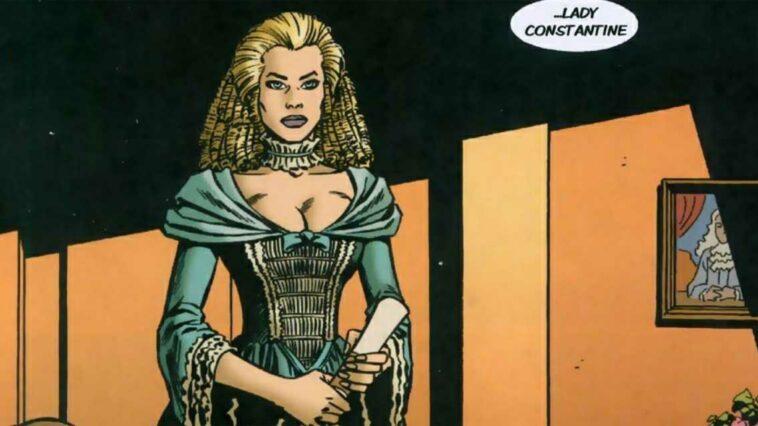 The Sandman Serisinin Mirası: Leydi Constantine Hellblazer