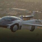 Uçan Araba Prototipi, Şehirler Arası Test Sürüşü