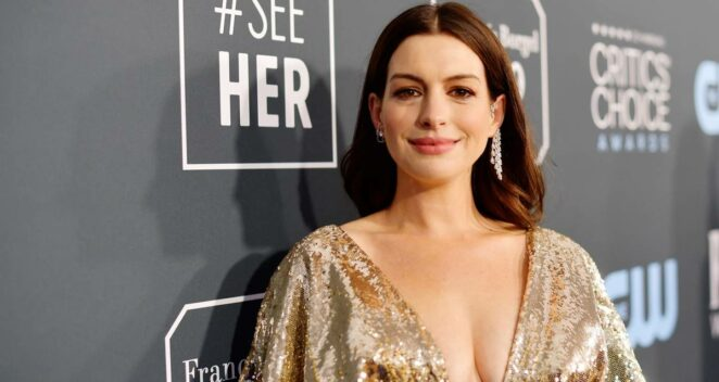 yeni Anne Hathaway filmi