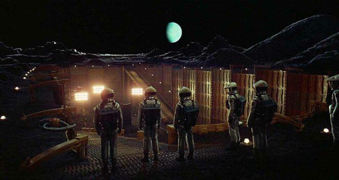 2001: A Space Odyssey / 2001 - Bir Uzay Destanı
