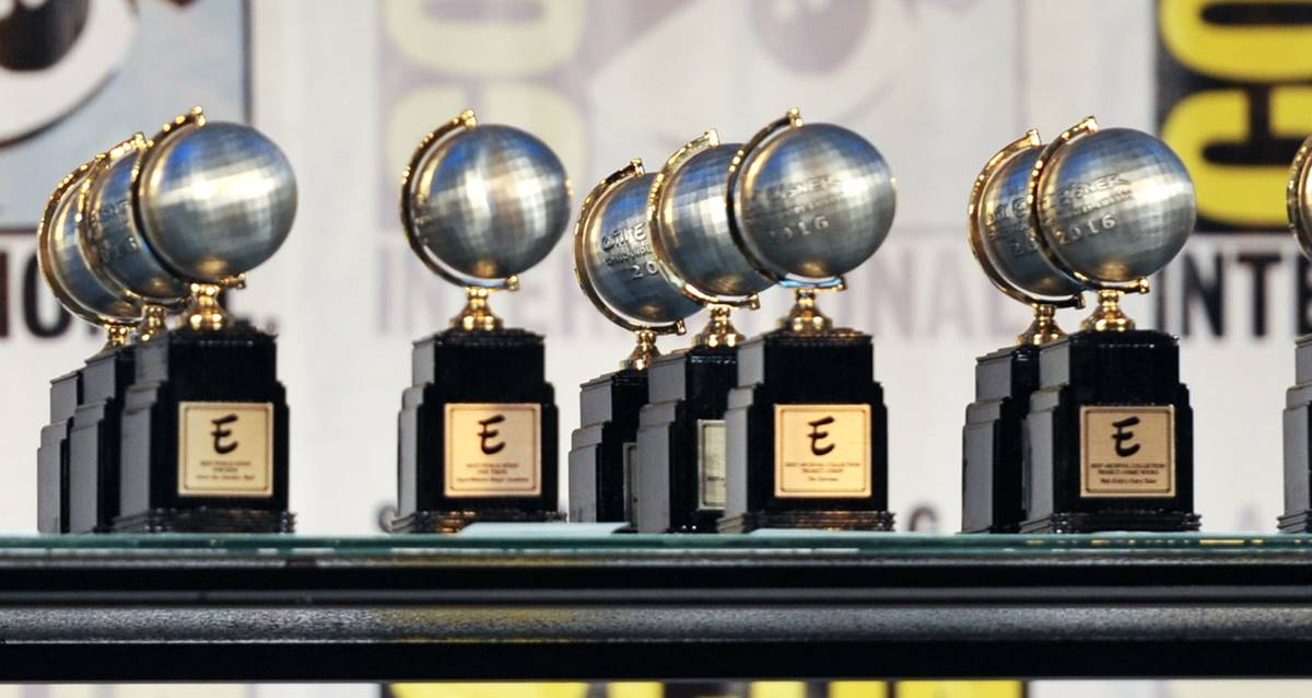 2021 Eisner ödülleri kazananları