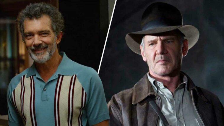Antonio Banderas Indiana Jones Oyuncu Kadrosu