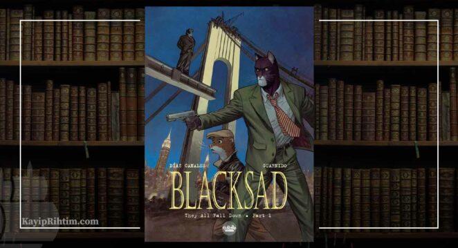 Blacksad: They All Fall Down Part 1