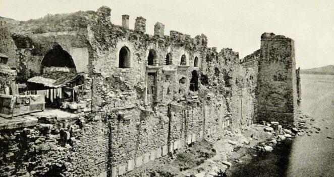 Bukoleon Sarayı tarih
