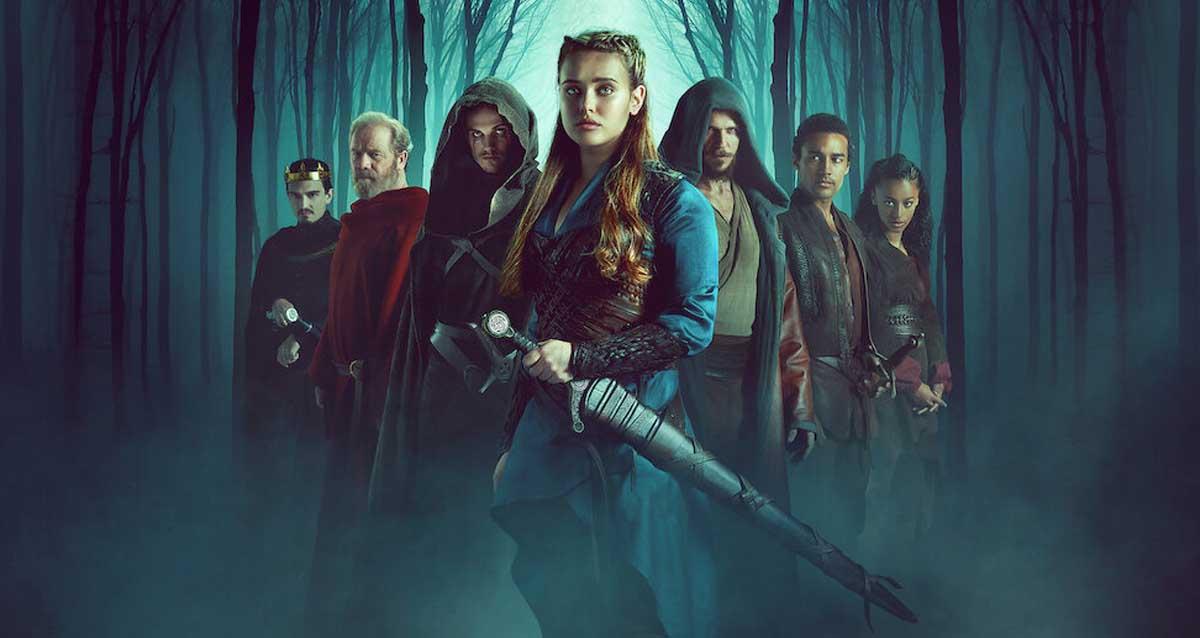 Cursed 2. sezon iptal