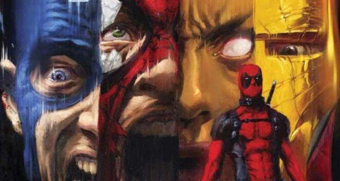 Deadpool Kills the Marvel Universe (Earth- 12101) Marvel Comics Alternatif Evrenleri