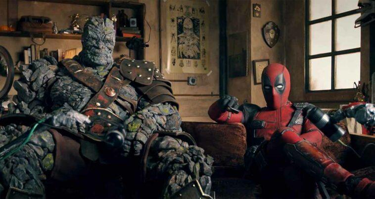 Deadpool Korg Free Guy tepki videosu