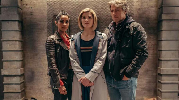 Doctor Who 13. Sezon Fragmanı