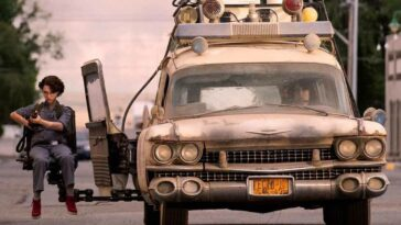 Ghostbusters: Afterlife Fragman