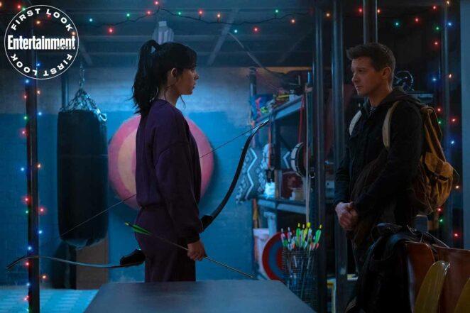 Hawkeye Dizisi 1. Bölüm