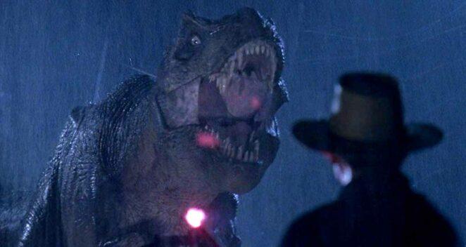 Jurassic Park bilimkurgu filmleri