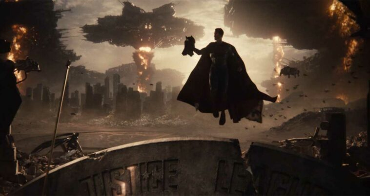 Justice League 2 Hareketli Çizgi Roman Olarak Motion Comic