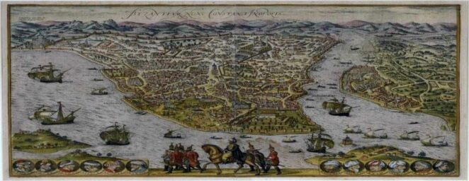 Konstantinopolis tasviri