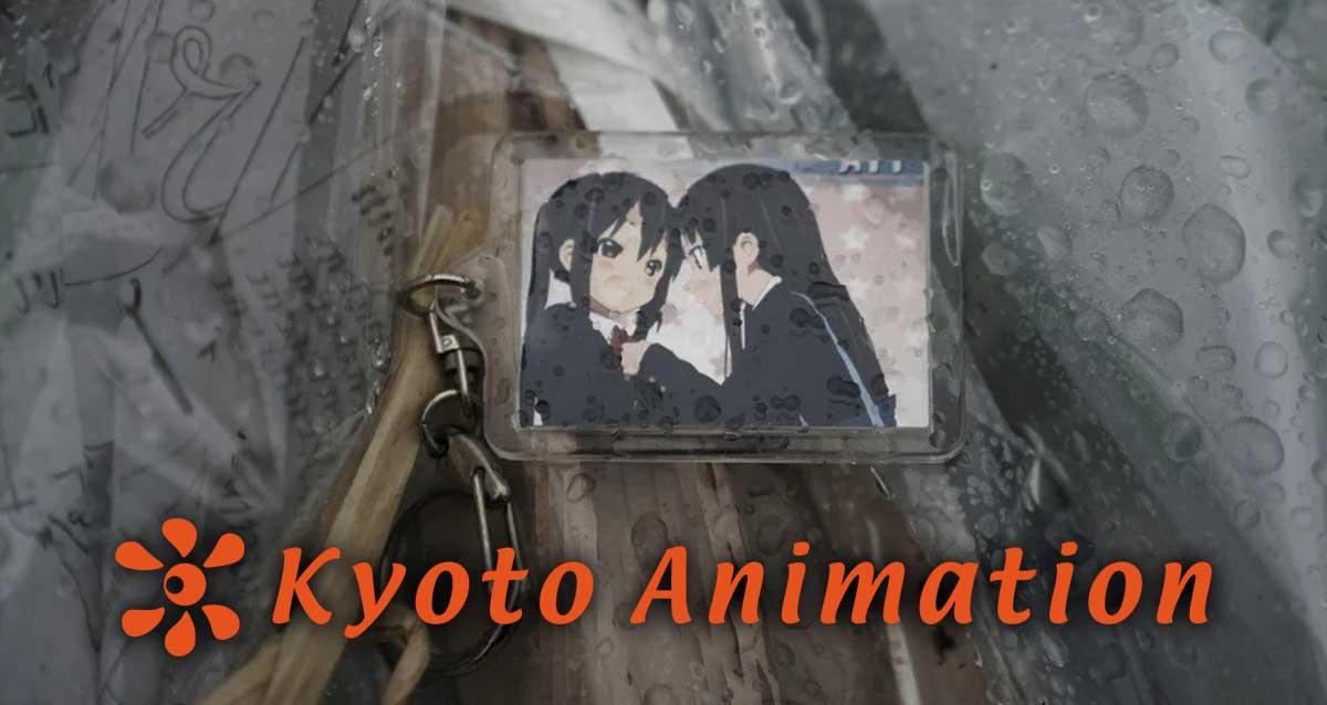 Kyoto Animation anma kundaklama