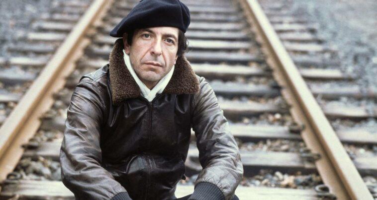 Leonard Cohen hayatı çizgi roman