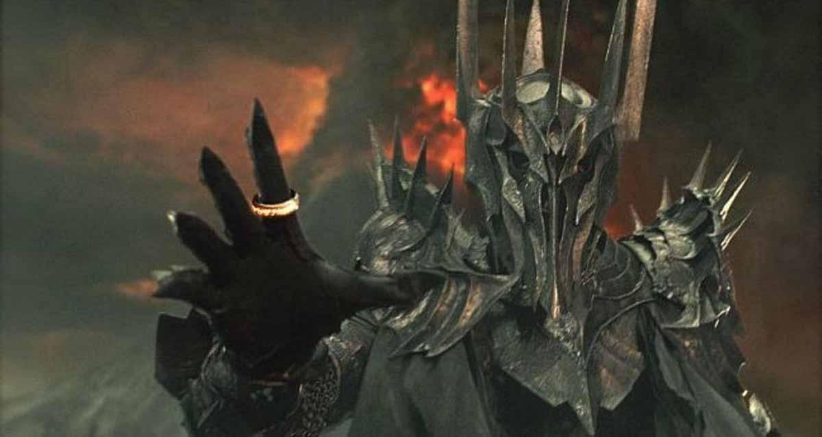 Lord of the rings dizisi yüzüklerin efendisi