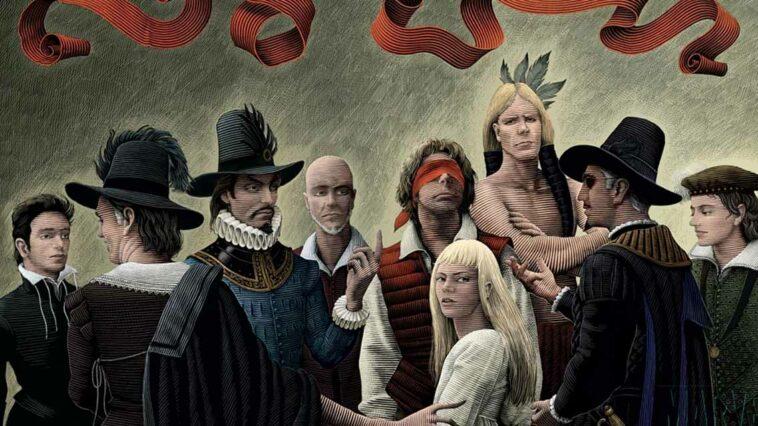 Marvel 1602 Neil Gaiman Disney+