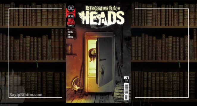 Refrigerator Full of Heads DC Comics