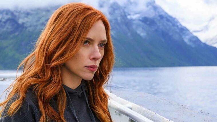 Scarlett Johansson, Black Widow Disney Dava