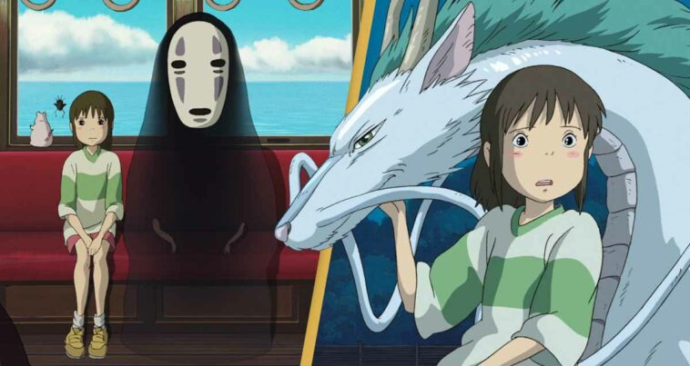 Ruhların Kaçışı 20 Yaşında: Studio Ghibli Spirited Away