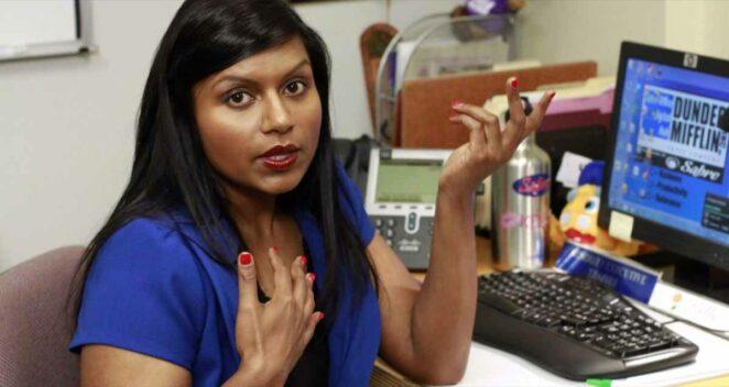 The Office Kelly Kapoor