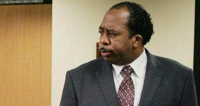 The Office Stanley Hudson
