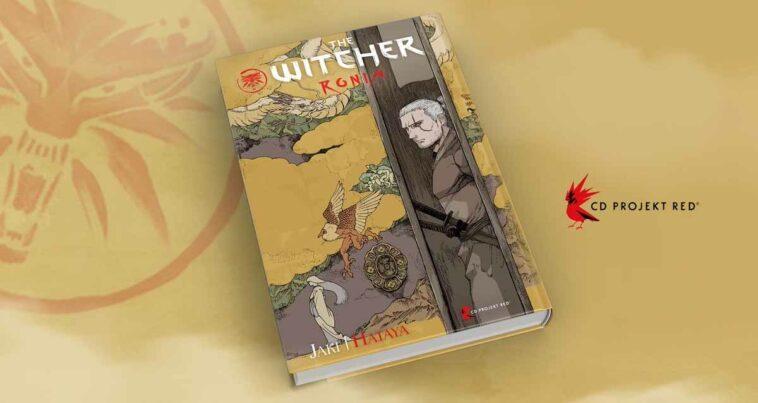 The Witcher: Ronin mangası